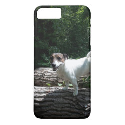 Case-Mate Tough iPhone 7 Plus Case with Jack Russell Terrier Phone Cases design