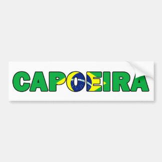 Capoeira 006 pegatina para auto