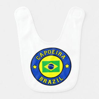 Capoeira Baby Bib