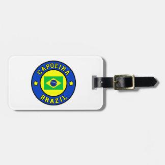 Capoeira Bag Tag