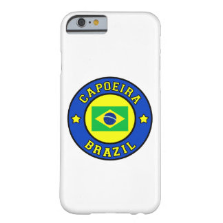 Capoeira Barely There iPhone 6 Case