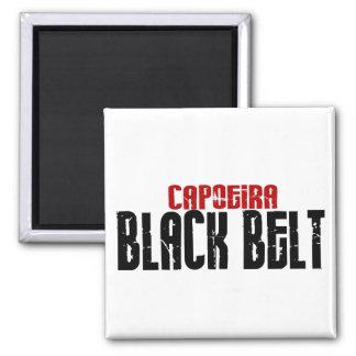 Capoeira Black Belt Fridge Magnets