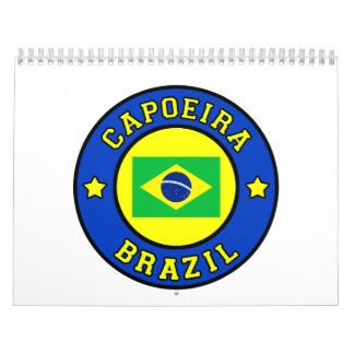 Capoeira calendar