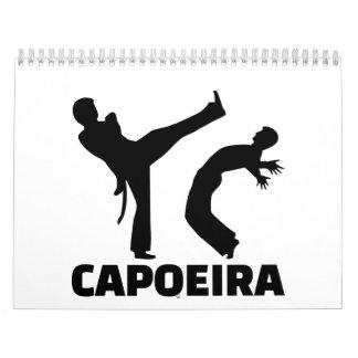 Capoeira Calendarios