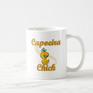 Capoeira Chick Coffee Mug