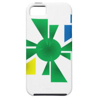 capoeira circles brazil iPhone 5 case