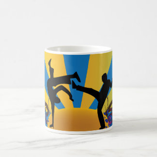 Capoeira Coffee Mugs