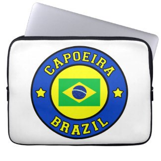 Capoeira Computer Sleeve