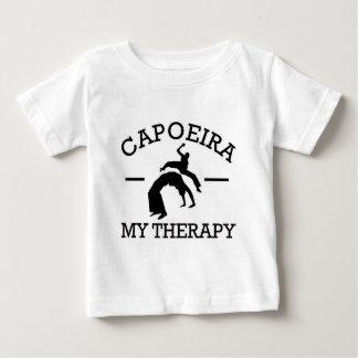 capoeira design infant t-shirt