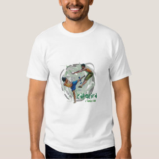 capoeira, e minha vida tshirts