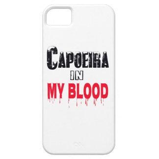 Capoeira en mi sangre iPhone 5 carcasas