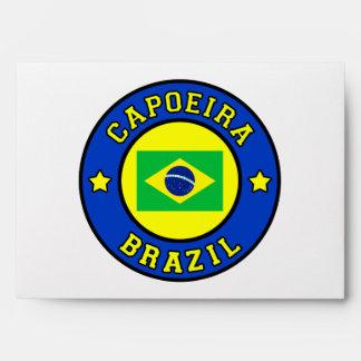 Capoeira Envelope