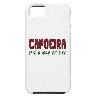 Capoeira es una manera de vida iPhone 5 funda