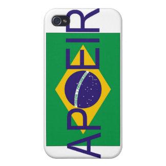 capoeira flag for iphone iPhone 4 case