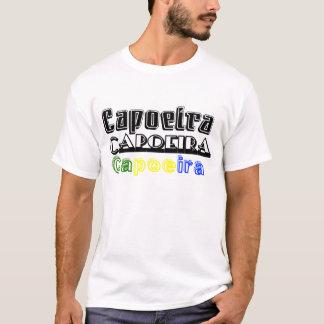 capoeira gift mma martial arts brazil abada axe T-Shirt
