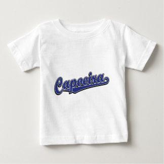 Capoeira in blue fancy t shirt