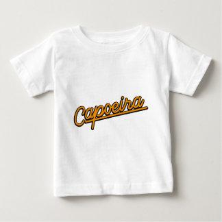 Capoeira in orange t shirt