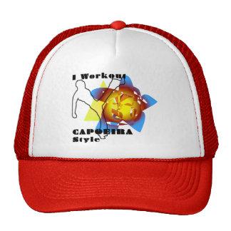 capoeira love trucker hats