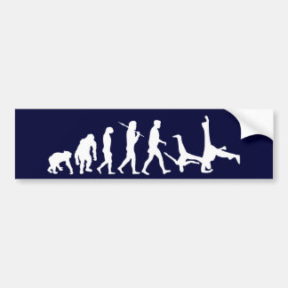 Capoeira Luta Mestre Martial Arts Gift Car Bumper Sticker