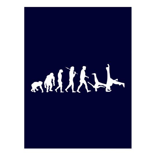 Capoeira Luta Mestre Martial Arts Gift Postcard