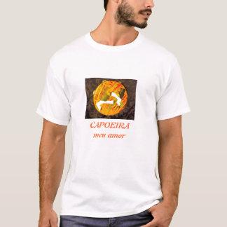 capoeira meu amor my love martial arts T-Shirt