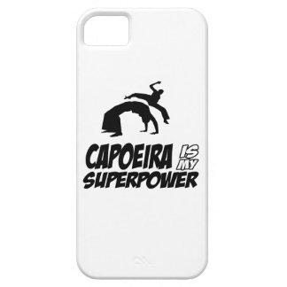 capoeira mi superpotencia iPhone 5 fundas