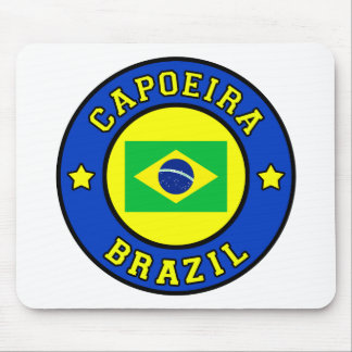 Capoeira Mouse Pad