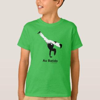 Capoeira Moves  - Au batido T-Shirt