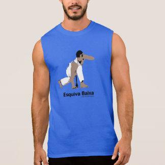 Capoeira Moves - esquiva baixa Sleeveless Shirt