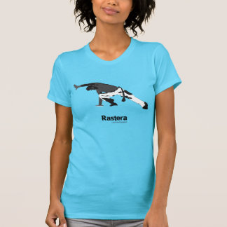 Capoeira Moves - rastera T-Shirt