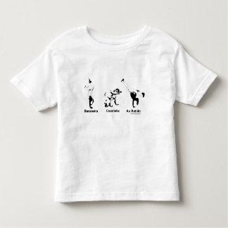 Capoeira Moves Toddler T-shirt