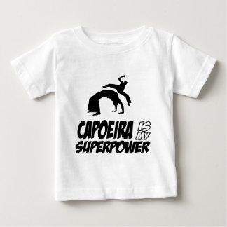 capoeira my superpower t shirt