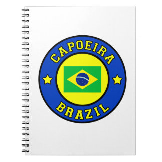 Capoeira Notebook