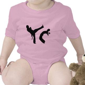 Capoeira Traje De Bebé