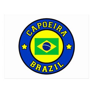Capoeira Postcard