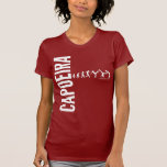 Capoeira red w t shirt