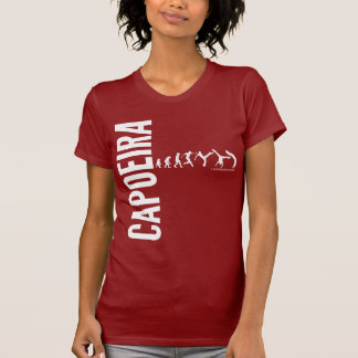 Capoeira red w T-Shirt
