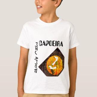 capoeira shirt my love meu amor martial arts