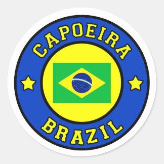 Capoeira Sticker