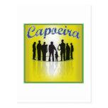 Capoeira Tarjeta Postal