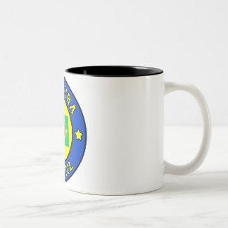 Capoeira Two-Tone Coffee Mug