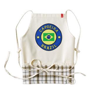 Capoeira Zazzle HEART Apron