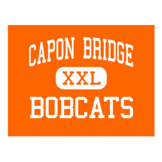 Capon Bridge - Bobcats - Junior - Capon Bridge Postcard