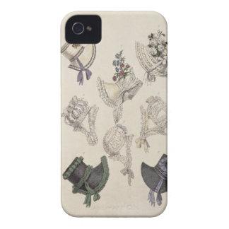 Capos del día, placa de moda de Reposi de Ackerman Case-Mate iPhone 4 Carcasa