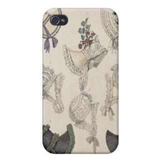 Capos del día, placa de moda de Reposi de Ackerman iPhone 4 Cárcasa