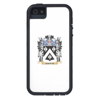 Capote Coat of Arms - Family Crest Case For iPhone 5