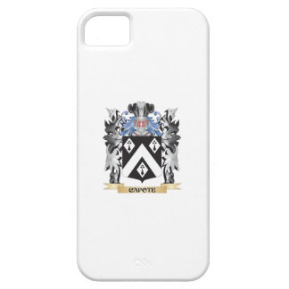 Capote Coat of Arms - Family Crest iPhone 5 Cover