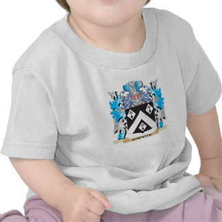 Capote Coat of Arms - Family Crest Shirts