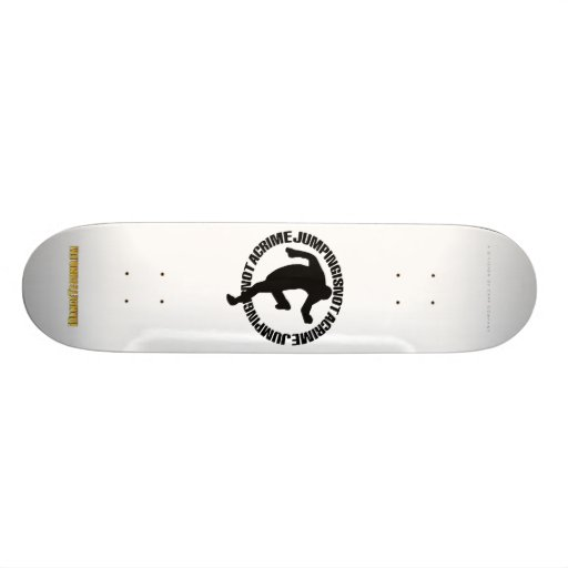 CAPP Records Jumpstyle Skateboard