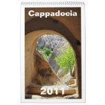 Cappadocia 2011 Calendar